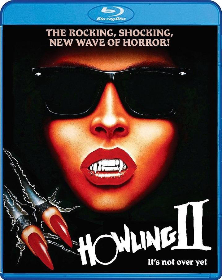 Howling II-Blu-ray