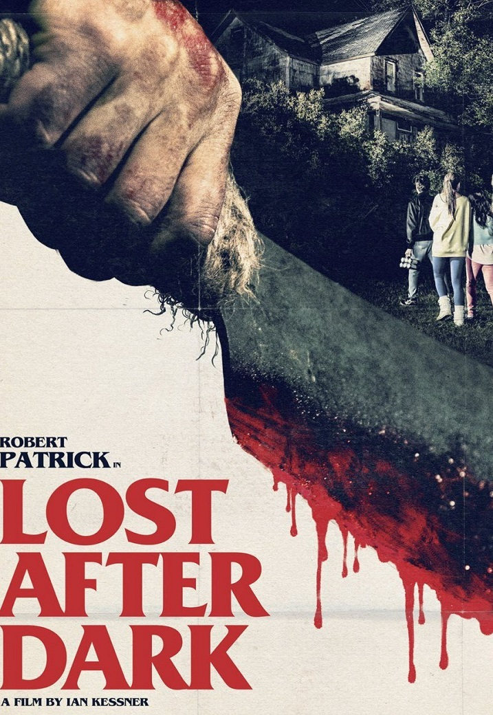 Lost After Dark Poster