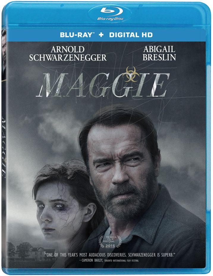 Maggie Blu-ray Cover Art
