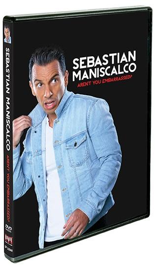 Sebastian Maniscalco-DVD
