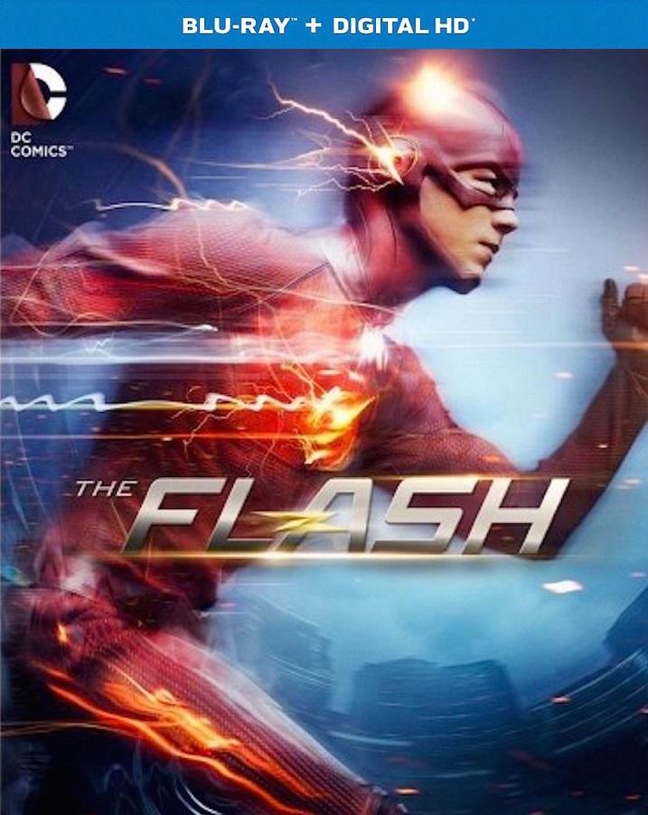 Flash-Season 1- Blu-ray