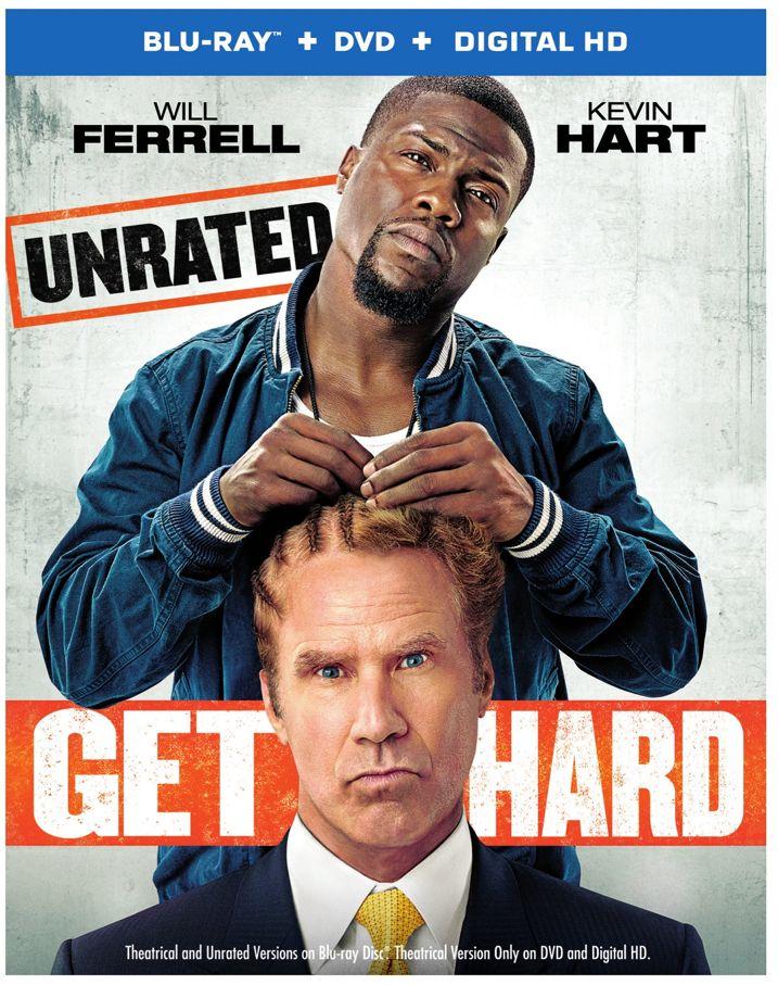 Get Hard Blu-ray Cover