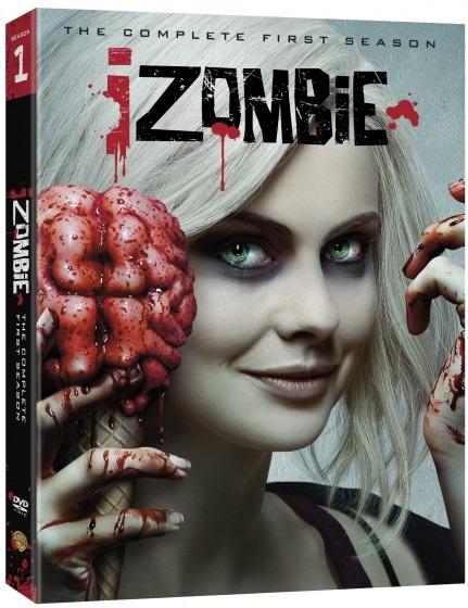 iZombie-DVD