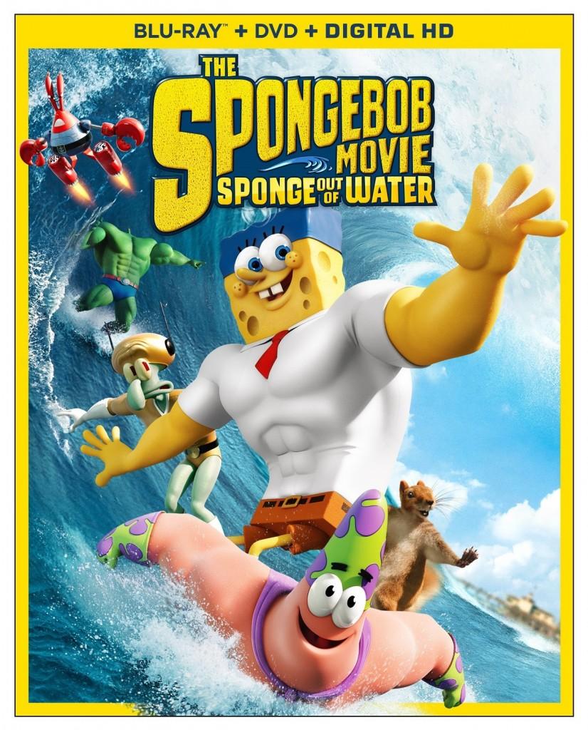 spongebob box