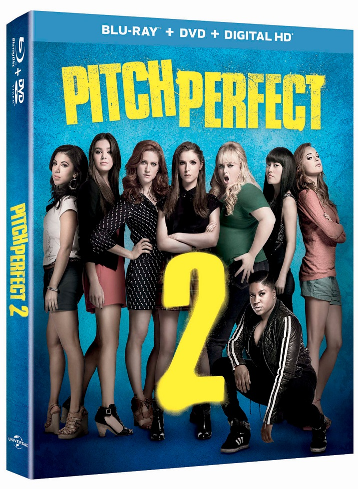 Pitch-Perfect 2-Blu-ray
