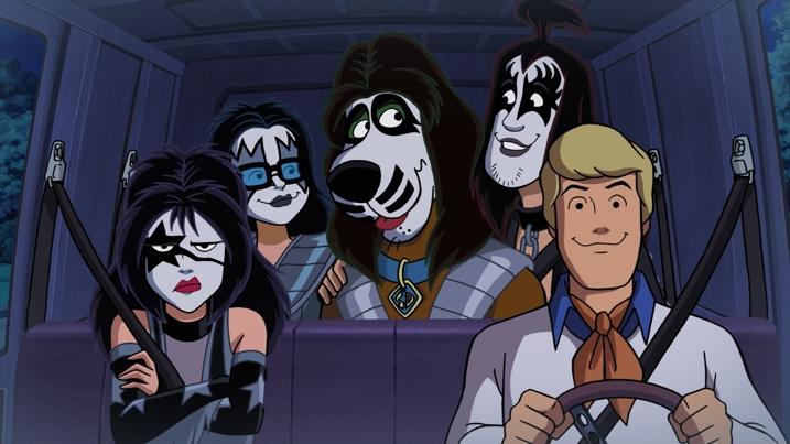 Scooby-Doo KISS