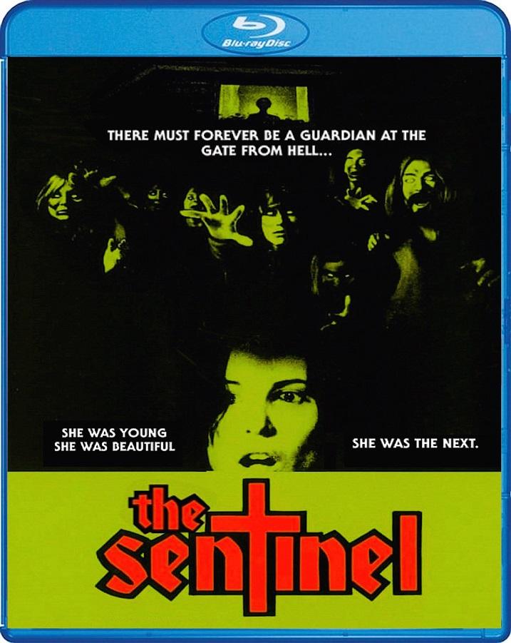 Sentinel-Blu-ray