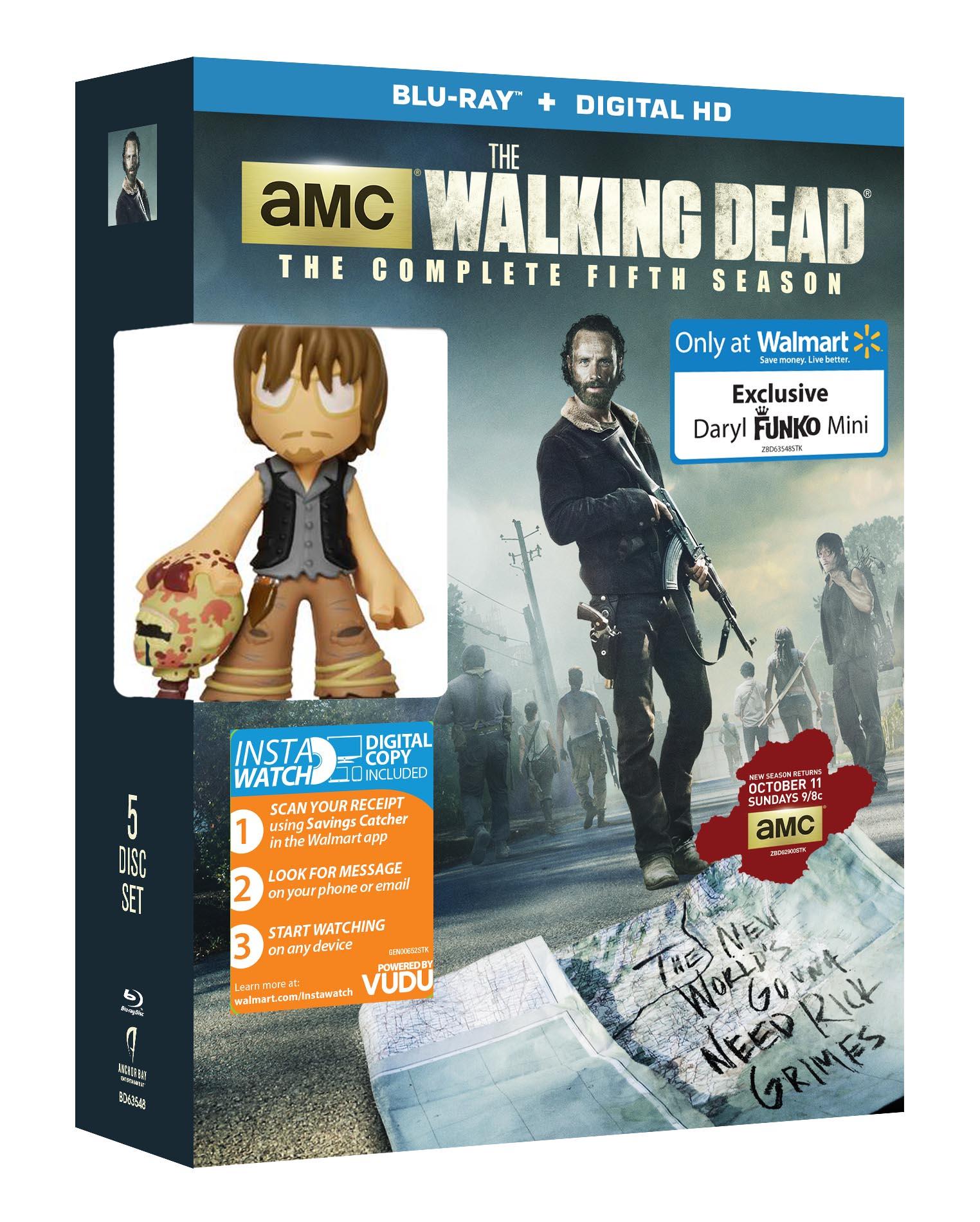 Walking Dead S5 Funko BD 3DWM