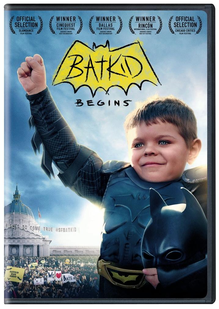 Batkid Begins DVD