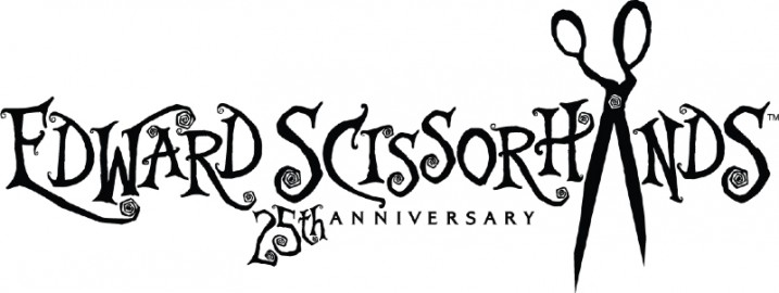 Edward Scissorhands logo