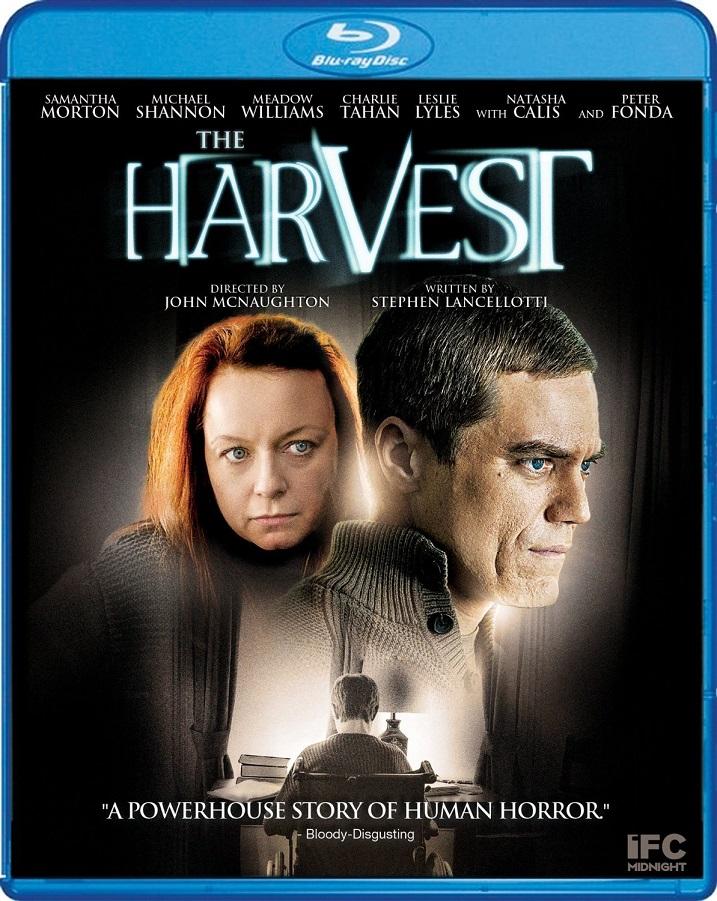 Harvest-Blu-ray