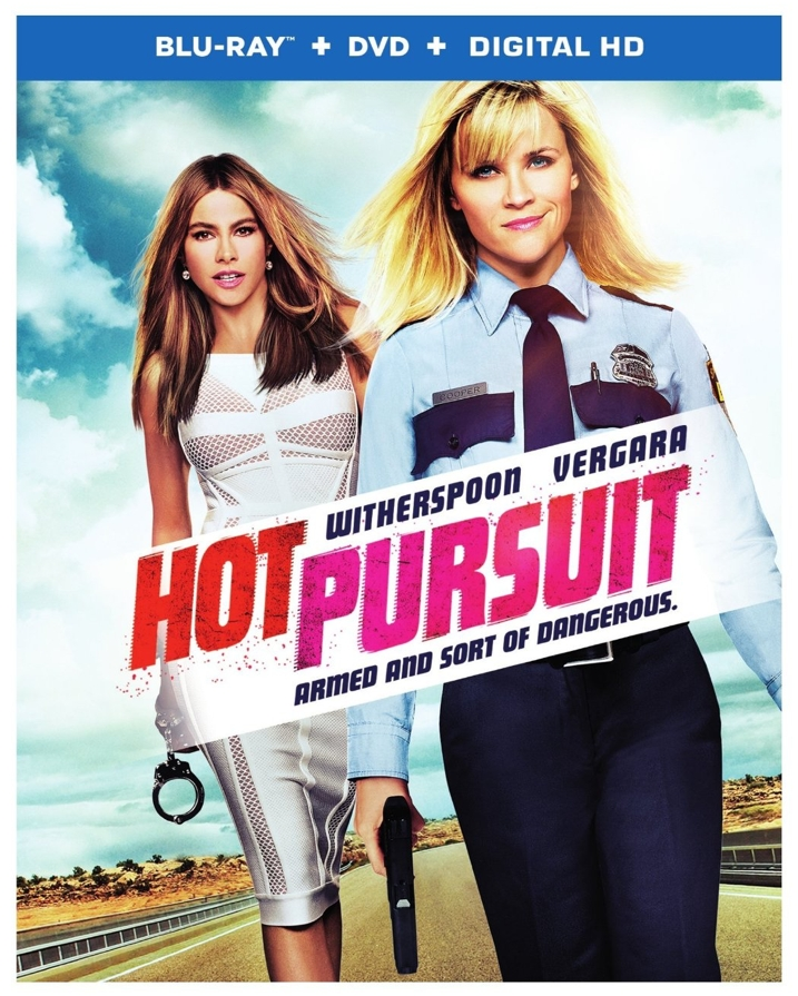 Hot Pursuit Blu-ray Cover Art