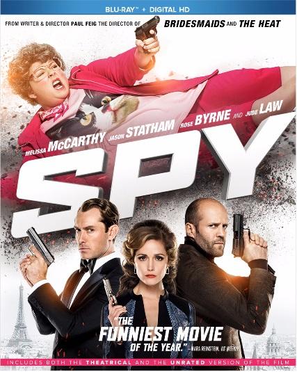 Spy-Blu-ray