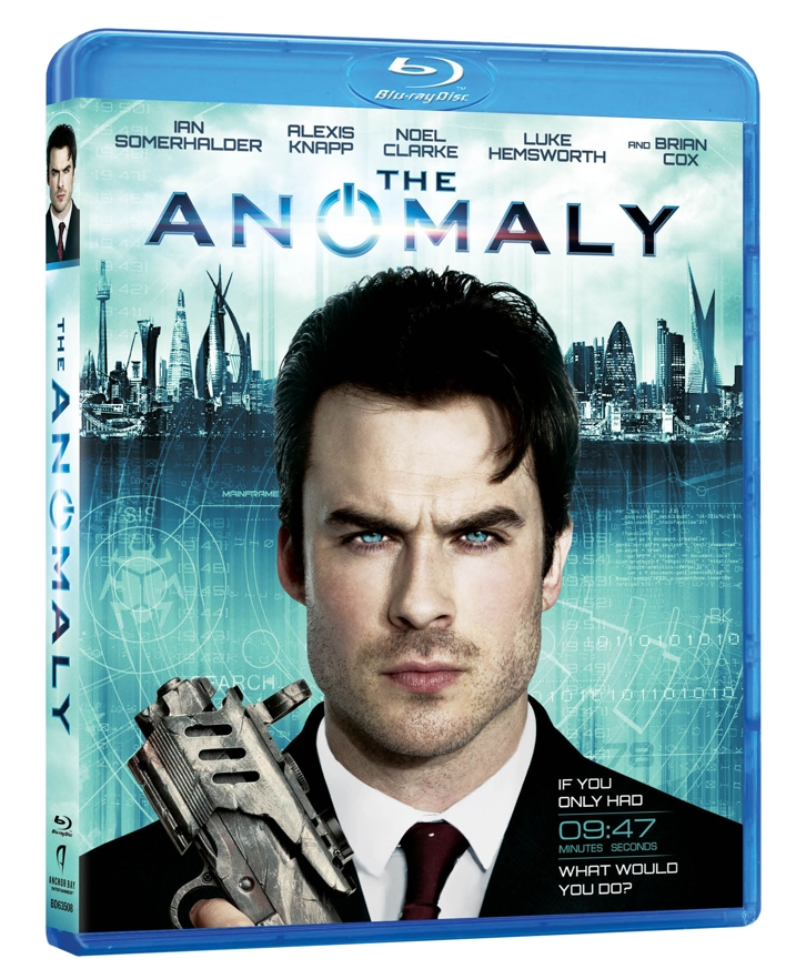 The Anomaly Blu-ray