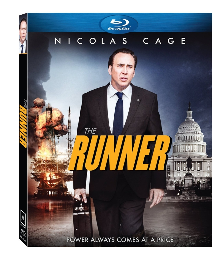 The Runner Blu-ray
