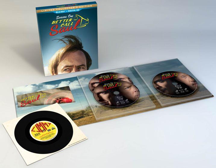 Better Call Saul Blu-ray