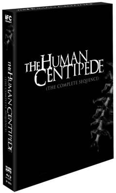 Human Centipeded MED