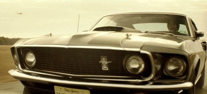 John Wick's Mustang
