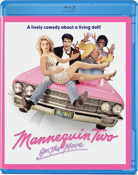 Mannequin-Two-Blu-ray