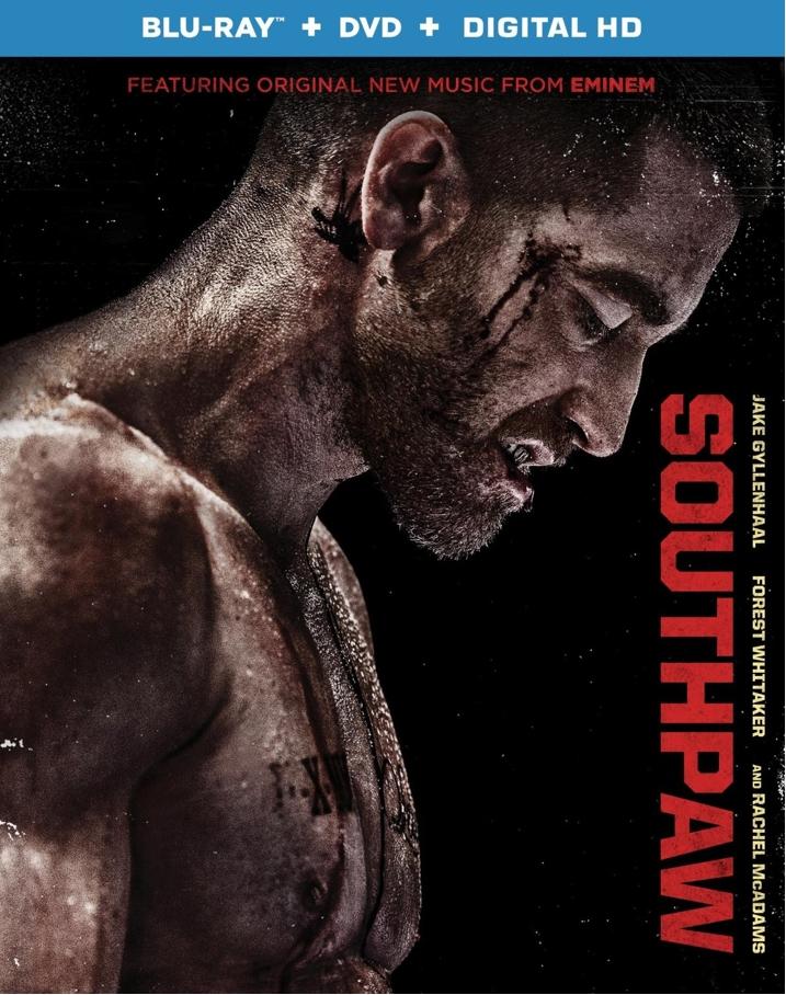 Southpaw Blu-ray