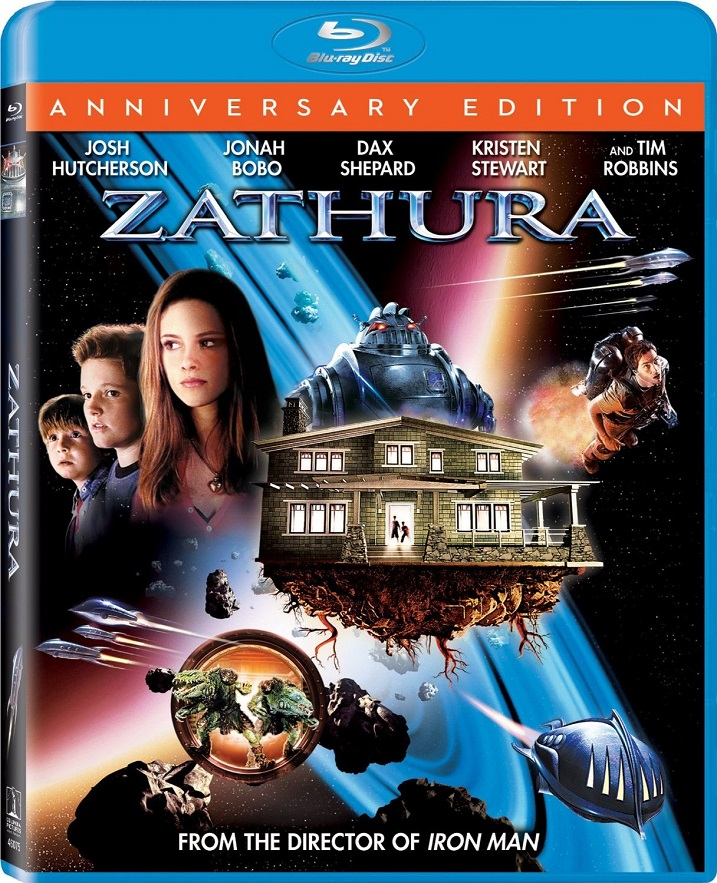 Zathura A Space Adventure 10th Anniversary Edition Blu Ray Review At Why So Blu
