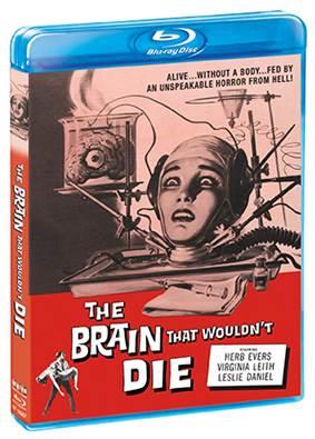 Brain That Wouldn't Die MED