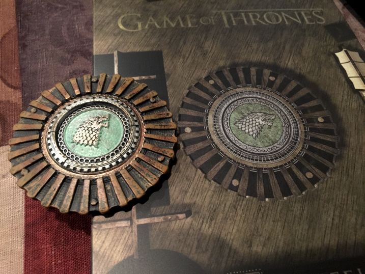 Game of Thrones Season 1 Steelbook