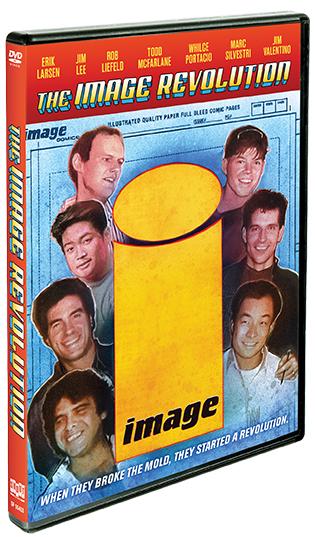 Image Revolution DVD MED