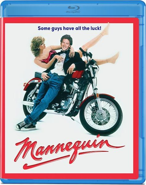 Mannequin-Blu-ray