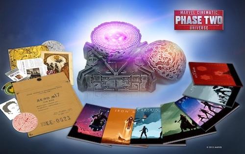 Marvel-Phase 2-Blu-ray