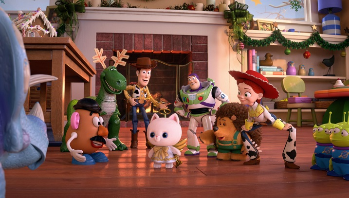 Toy Story That Time Forgot 3