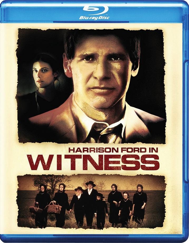 Witness-Blu-ray