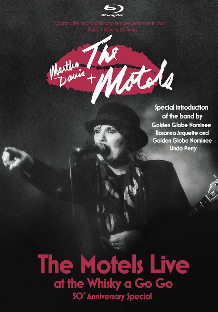 The Motels - Live at the Whiskey A Go Go (Live Concert Blu-ray Review)