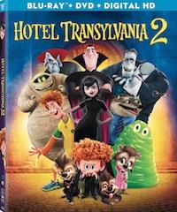 Hotel-Transylvania 2-Blu-ray