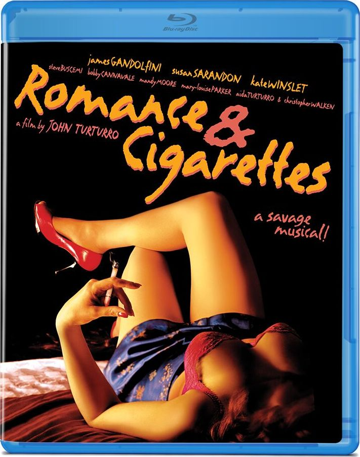 Romance & Cigarettes-Blu-ray