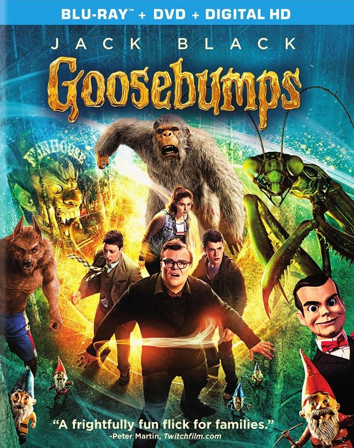 Goosebumps-Blu-ray