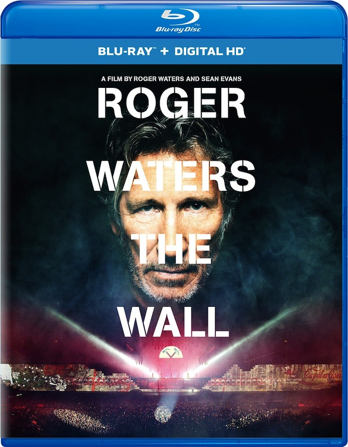 Roger Waters The Wall (Live Concert Blu-ray Review)