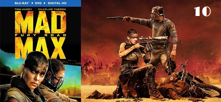 Mad Max Top 10