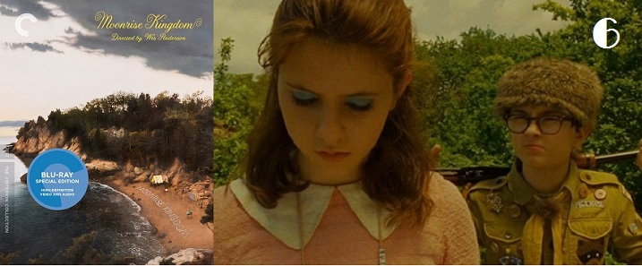 Moonrise Kingdom Top 10