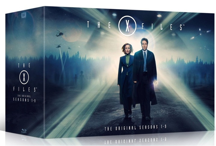 The X-Files Complete Blu-ray Box Set