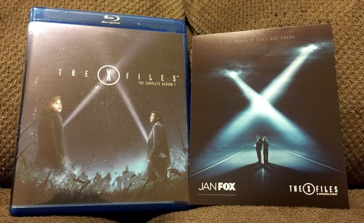 The X-Files Complete Set Unboxing