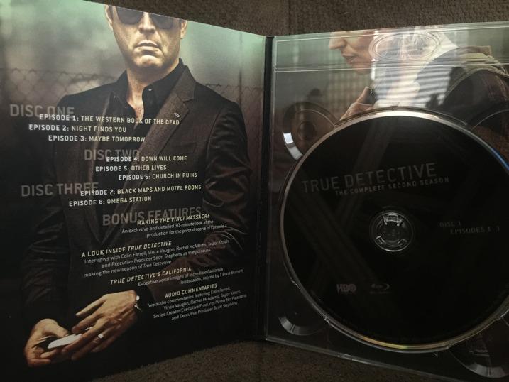True Detective Season 2 Unboxing