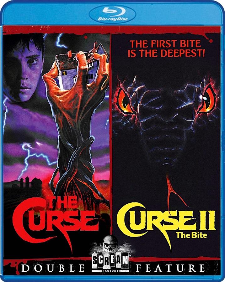 Curse-Curse II-Blu-ray