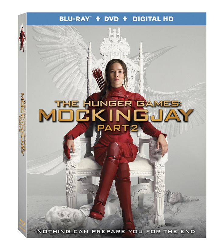 Hunger-Games-Mockingjay 2-Blu-ray