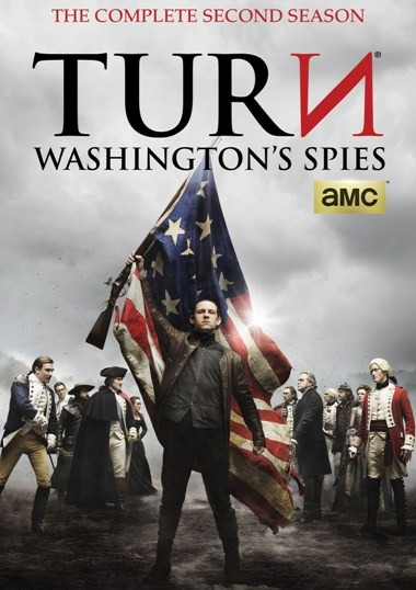 Turn Washington's Spies Season 2 DVD