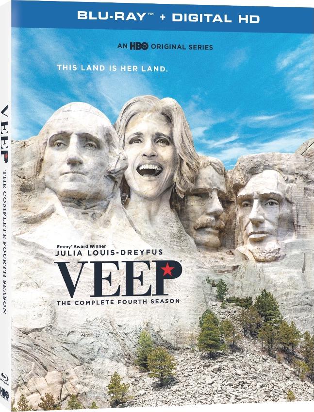 VEEP-Season 4-Blu-ray