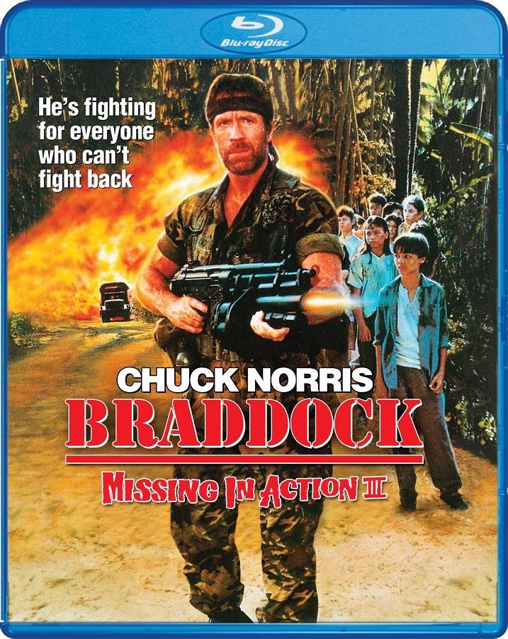 Braddock-Blu-ray
