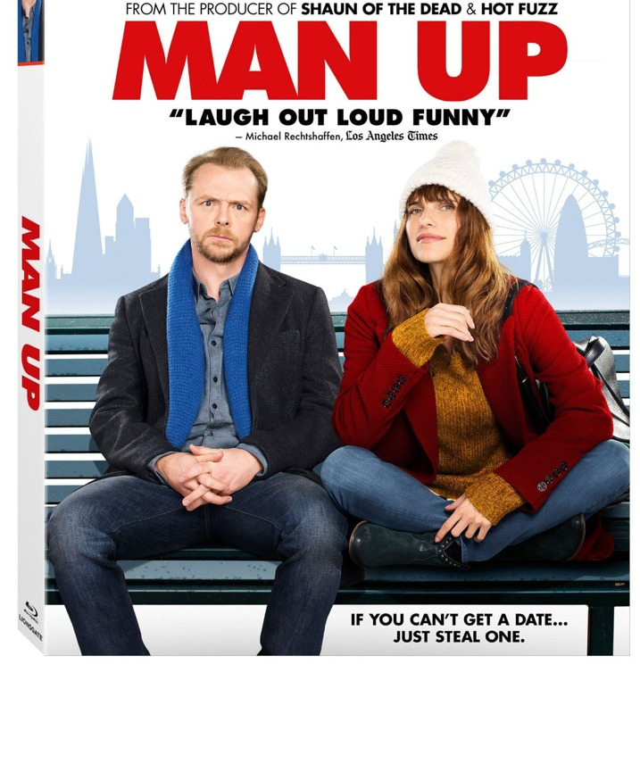 Man Up Blu-ray Review