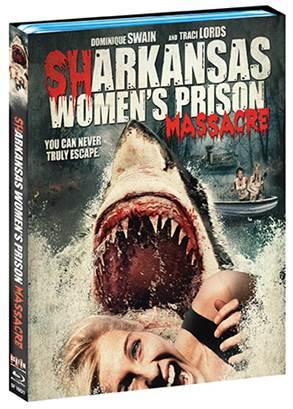 Sharkansas Womens Prison Massacre MED