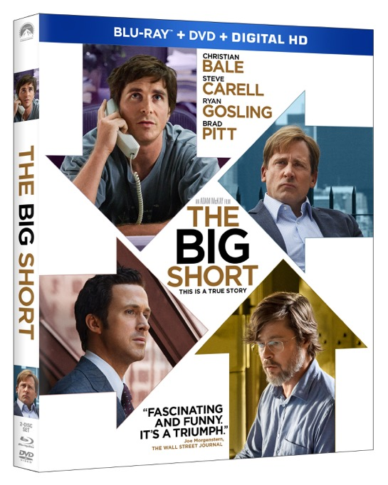 The Big Short BD